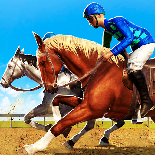 Horse Racing Games  Derby Riding Race 3d