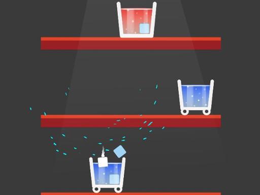 Ice Jump online hra