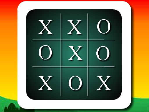 Sunset Tic Tac Toe online hra