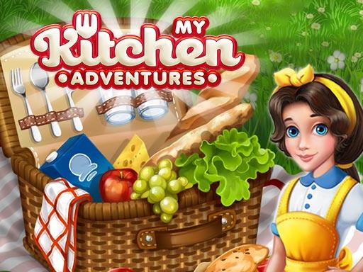 My kitchen Adventures game