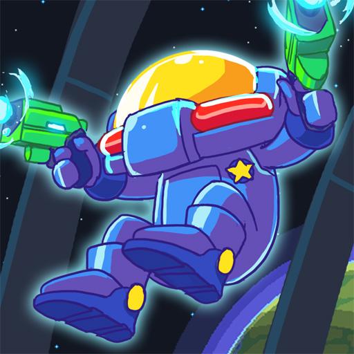 Galactic Cop online hra