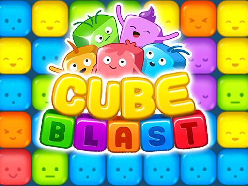 Explosion de cube