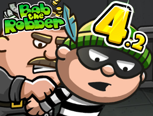 Bob The Robber 4 Season 2: Russia game