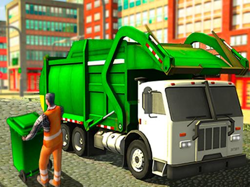 Real Garbage Truck online hra