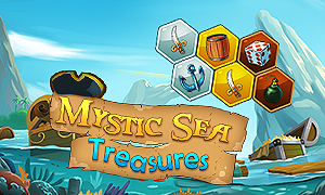 Mystic Sea Treasures online hra
