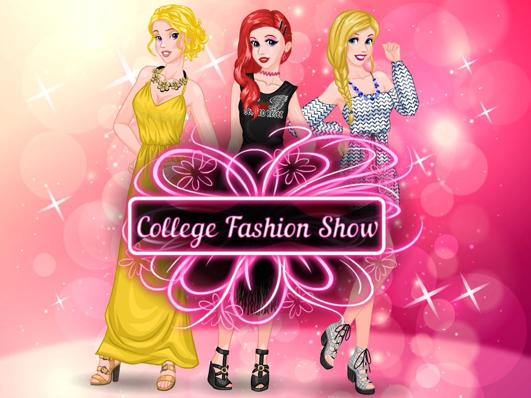 College Fashion Show online hra