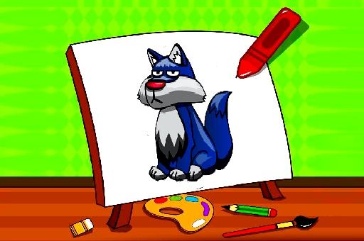 Image Easy Kids Coloring Walfs