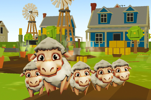 Image Crowd Farm
