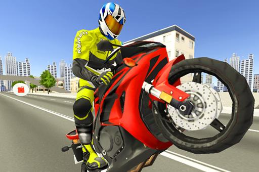 Autoroute moto