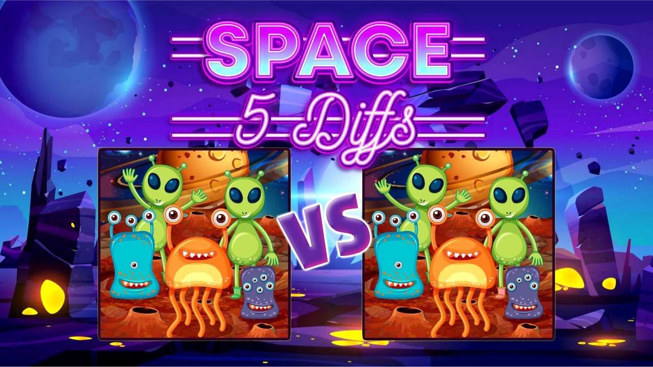 Image Space 5 Diffs