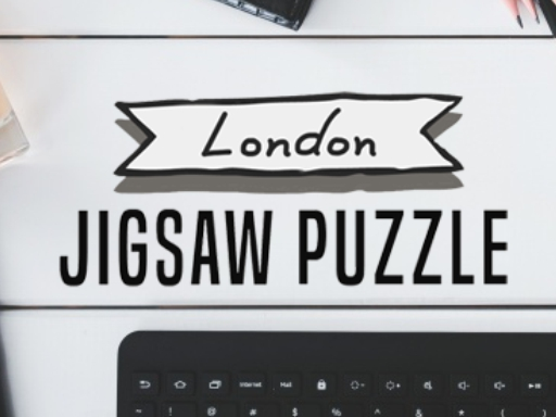 London Jigsaw Puzzle online hra