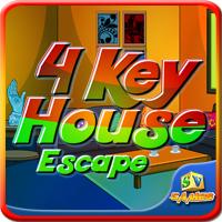 4 Key House Escape