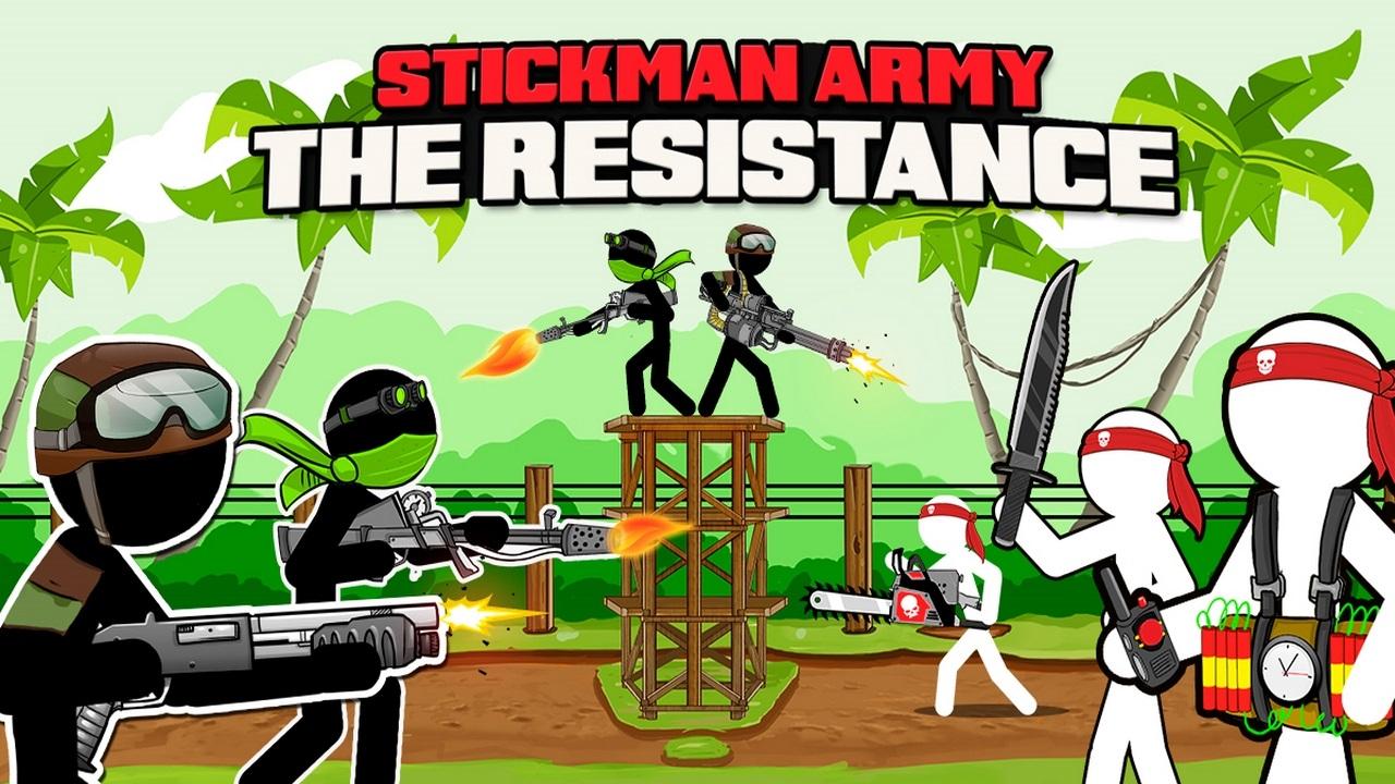 Stickman army la résistance