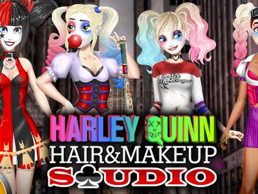 Harley Quinn Hair and ...