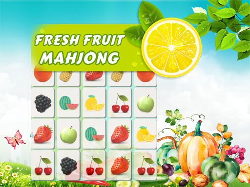 Fresh Fruit Mahjong Connection
