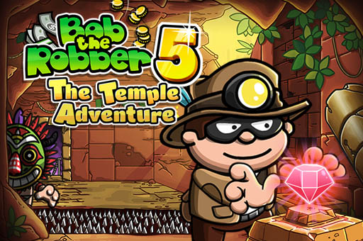 Bob The Robber 5 Temple A…