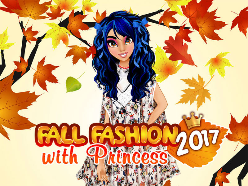 Fall Fashion 2017 with Princess online hra