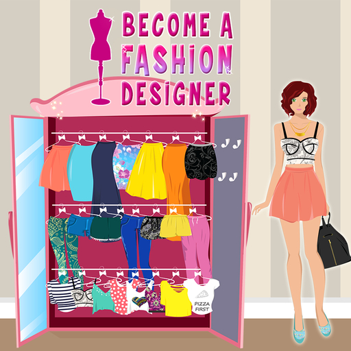 Play Become A Fashion Designer Online For Free On Agame