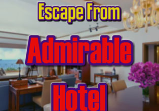 Escape From Admirable Hotel