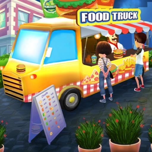 Hidden Burgers in Truck