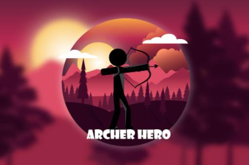 弓箭手英雄--Archer Hero-在這款射擊遊戲中,您將控制一個配備弓箭和無限數量箭矢的角色! 隨機的敵人會出現,你必須用弓射殺他們,然後他們才能殺死你。 如果您能夠爆頭,敵人將立即死亡。 遊戲是基於關卡的,隨著你的進步,關卡會變得更加困難,同時會出現更多的敵人並且他們會變得更加準確,所以你必須迅速殺死他們。