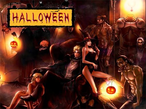 Halloween 2019 Slide