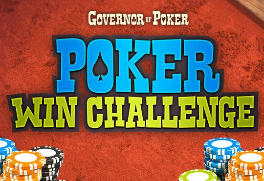 Governor of Poker - Poker Challenge online hra