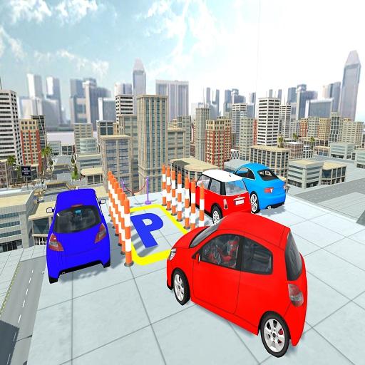 City Car Parking : Parking Simulator Game