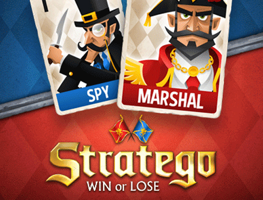 Stratego Win or Lose online hra