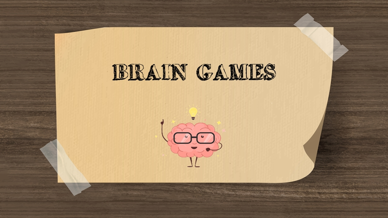 Image Brain Games