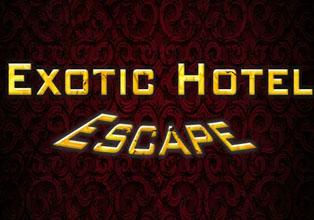 Exotic Hotel Escape