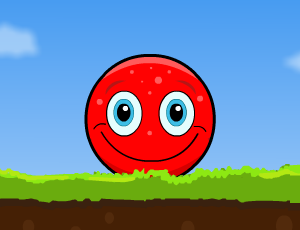 Smiley Ball online hra