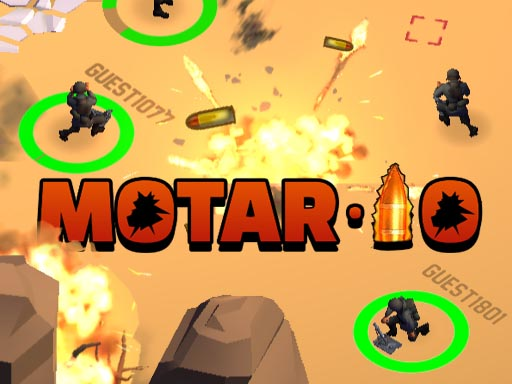 Mortar.io game