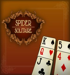 Spider solitaire! online hra