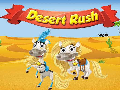 Desert Rush online hra