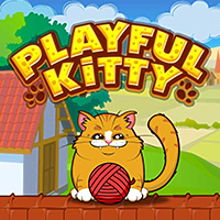 Playful Kitty Game online hra