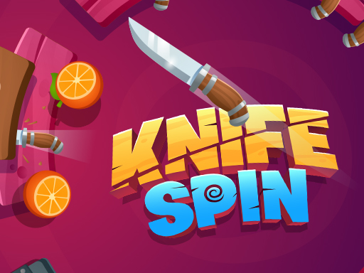 Knife Spin is a challenging game, hit the boards with the knife, time your hits and reach the highest levels!