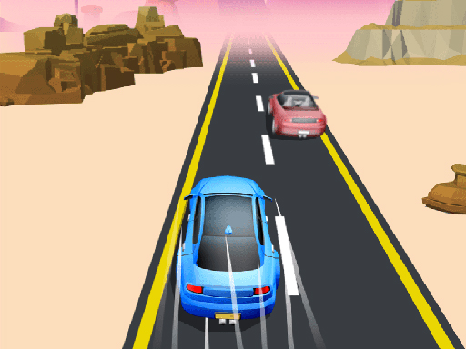 RUSH RACE (test game)