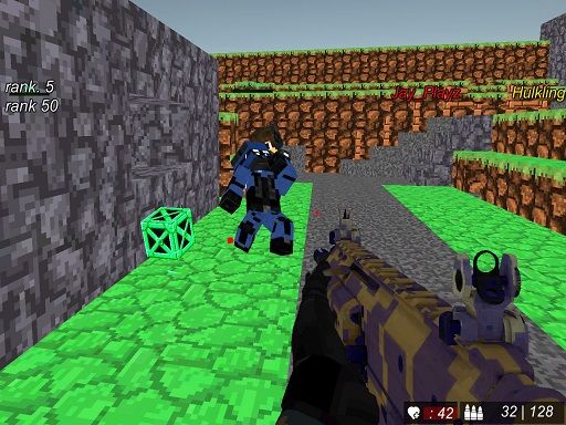 Blocky Wars Advanced ...