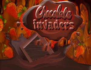Chocolate Invaders online hra