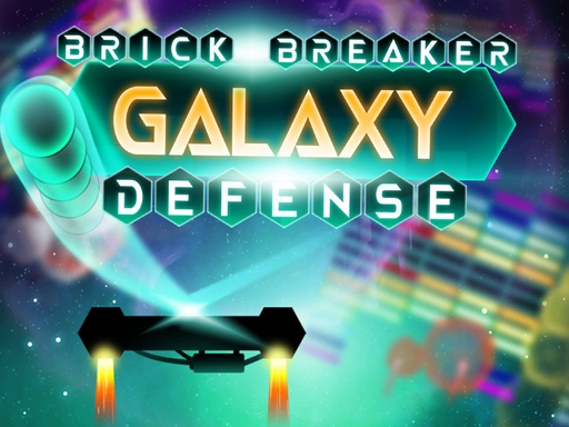 You are a fan of arcade game of the old times and nothing pleases you as much as taking out your old consoles In this case Brick Breaker Galaxy Defense is the perfect game for you In this brand new adaptation of this great classical game you take control of a spaceship that must destroy bricks to defend the galaxy
