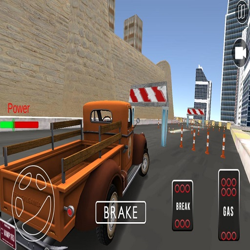 Jogar SUV Parking Simulator 3D Gratis Online