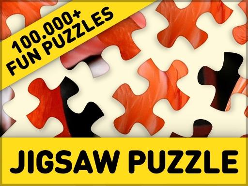 拼圖:100.000+ 個有趣的拼圖--Jigsaw Puzzle: 100.000+ Fun Puzzles-我們創造了一款畫面精美、玩法簡單的遊戲,您會立刻愛上它。 玩超過 100.000 個不同的謎題,分為數千個謎題集合。 你永遠不會用完謎題來解決! 拼圖遊戲功能豐富,因此拼圖從未如此有趣。 在設置下隨機播放片段、顯示預覽、切換邊框、切換聲音、隱藏時間等等。