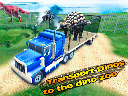 Transport Dinos To The ...