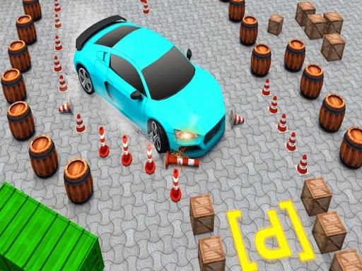 car parking game