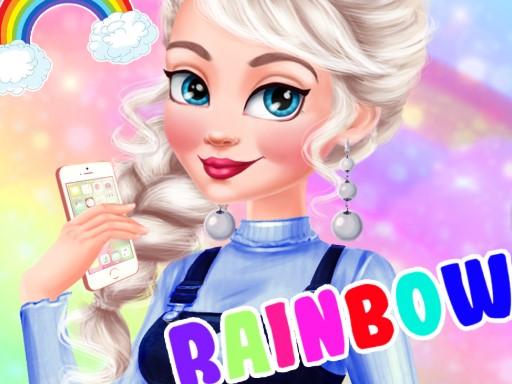 Princess Rainbow Fashion