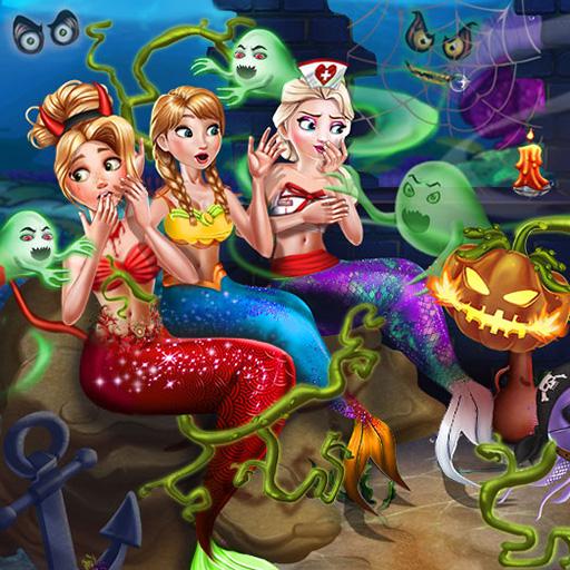 Mermaid Haunted House