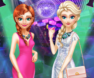 Sisters Night Out online hra