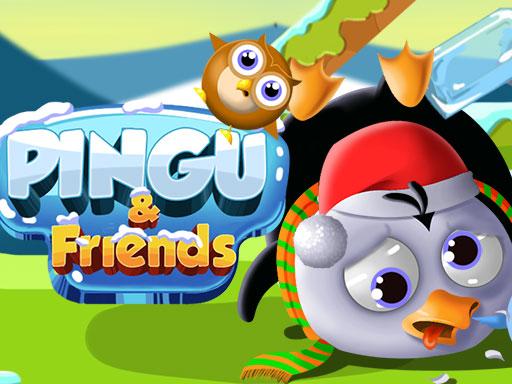 Pingu & Friends online hra