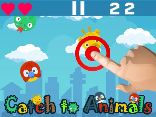 Catch to Animals online hra